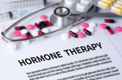 Hormone therapy and breast cancer risk after ovary removal in women with a BRCA1 mutation