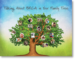 Talking About BRCA in your Family Tree cover