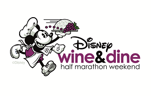 Disney Wine and Dine Half Marathon Weekend logo