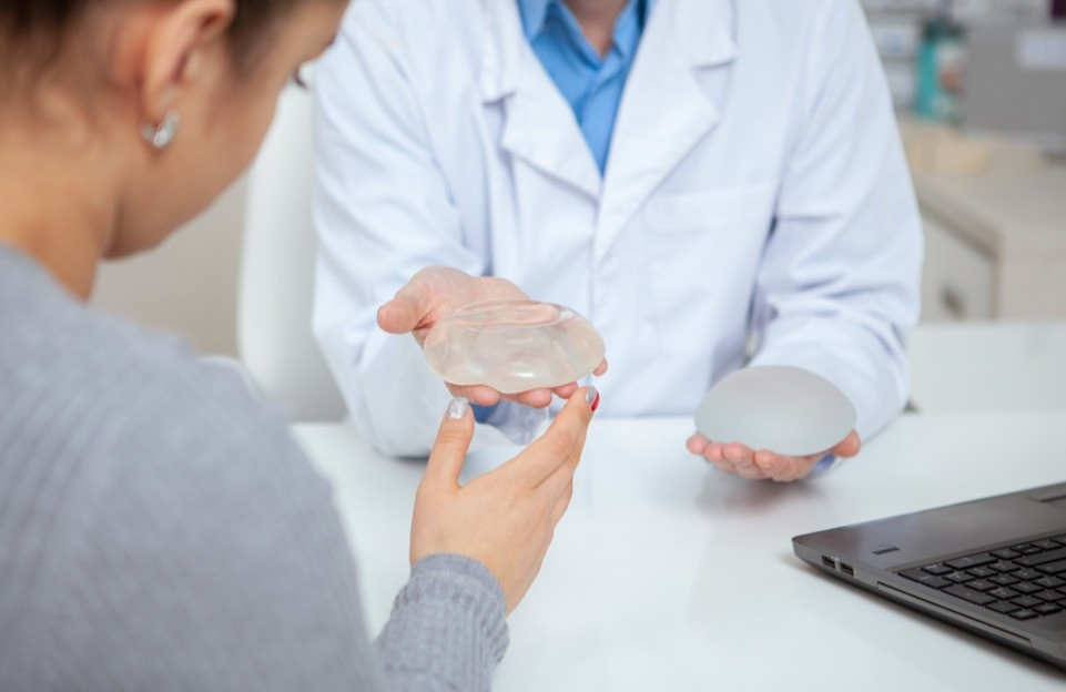 FDA updates reported harmful events linked to breast implants