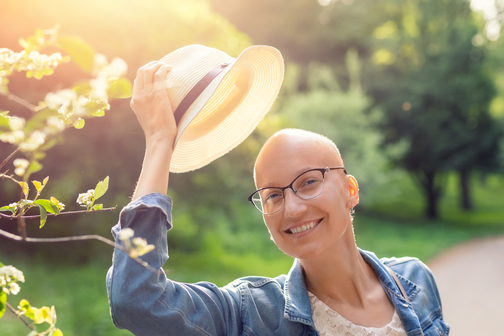 Coping with chemotherapy-induced hair loss