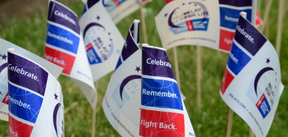 Step-by-step: My kick-off talk for the Relay-for-Life