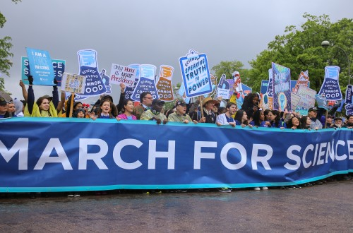 Reflections on the March for Science