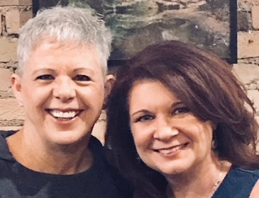 Volunteer Spotlight - Tami Marinello and Eileen Kastura