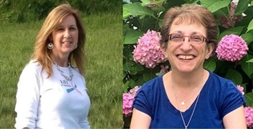 Volunteer Spotlight - Eileen Mallory & Lisa Evans