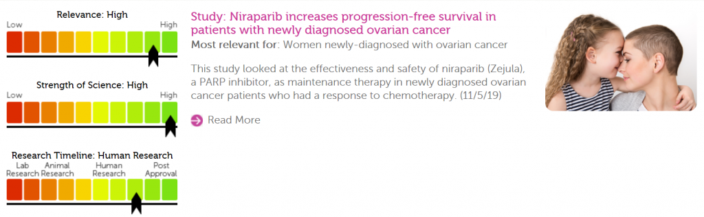 Force Blog Force Launches The New Xray Ovarian Cancer Program